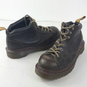 Dr. Martens Brown Boots M9 W10